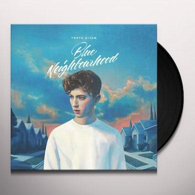 Troye Sivan BLUE NEIGHBOURHOOD Vinyl Record - Portugal Release