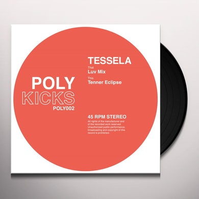 Tessela LUV MIX Vinyl Record