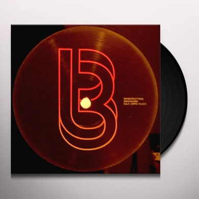 John Digweed RE:STRUCTURED SAMPLER 3 Vinyl Record