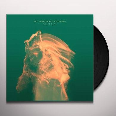 The Temperance Movement WHITE BEAR (LP) Vinyl Record - Canada Release