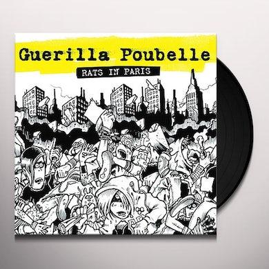 Guerilla Poubelle RATS IN PARIS Vinyl Record