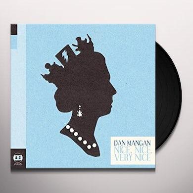 Dan Mangan NICE NICE VERY NICE (LP) Vinyl Record