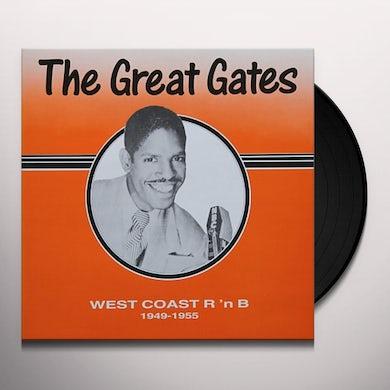 Great Gates WEST COAST RNB Vinyl Record