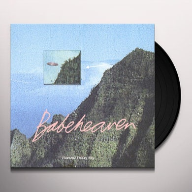 BABEHEAVEN HEAVEN / FRIDAY SKY Vinyl Record - UK Release