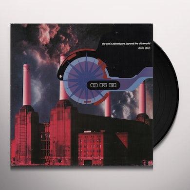 Orb ADVENTURES BEYOND THE ULTRAWORLD Vinyl Record