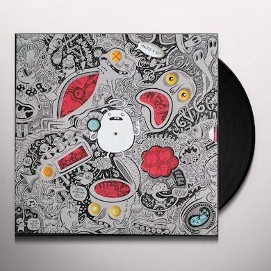 Menomena FRIEND & FOE Vinyl Record