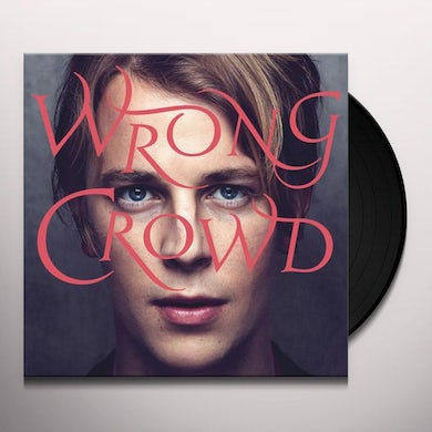 Tom Odell WRONG CROWD Vinyl Record - Gatefold Sleeve