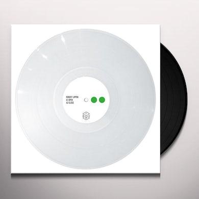 Robert Lippok OPEN CLOSE OPEN Vinyl Record - UK Release