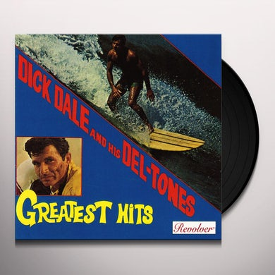 Dick Dale GREATEST HITS Vinyl Record