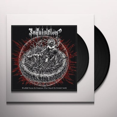 Inquisition Bloodshed Across The Empyrean Altar Beyond The Celestial Zenith Vinyl Record