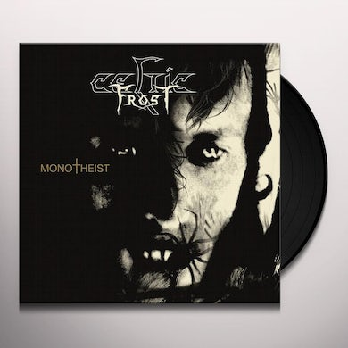 Celtic Frost MONOTHEIST   (GER) Vinyl Record - Gatefold Sleeve, Picture Disc