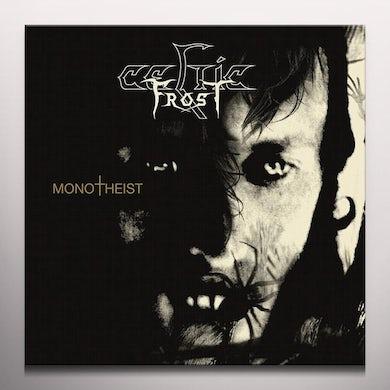 Celtic Frost MONOTHEIST   (SLV) (GER) Vinyl Record - Colored Vinyl, Gatefold Sleeve