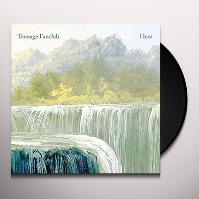 Teenage Fanclub HERE Vinyl Record - UK Release