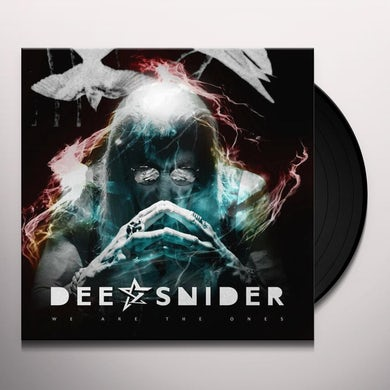 Dee Snider WE ARE THE ONES Vinyl Record - UK Release