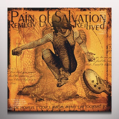 PAIN OF SALVATION REMEDY LANE RE:LIVED    (GER) Vinyl Record - w/CD, Clear Vinyl, Gatefold Sleeve