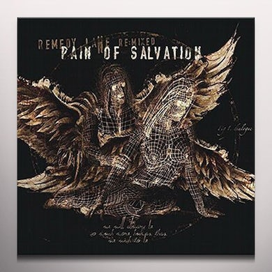 PAIN OF SALVATION REMEDY LANE RE:MIXED    (GER) Vinyl Record - w/CD, Clear Vinyl, Gatefold Sleeve