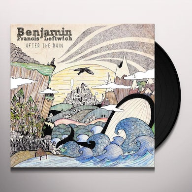 Benjamin Francis Leftwich AFTER THE RAIN Vinyl Record - UK Release