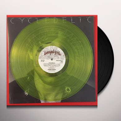 Johnny Moped CYCLEDELIC Vinyl Record - UK Release