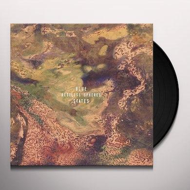 Blue States RESTLESS SPHERES Vinyl Record - UK Release