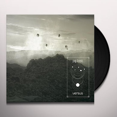 Pg.Lost VERSUS Vinyl Record - UK Release