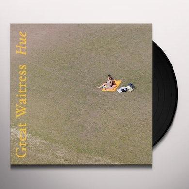 GREAT WAITRESS HUE Vinyl Record - UK Release