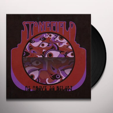 Stonefield AS ABOVE SO BELOW Vinyl Record
