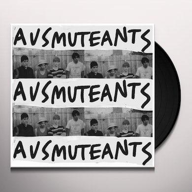 Ausmuteants AMUSEMENTS Vinyl Record - UK Release