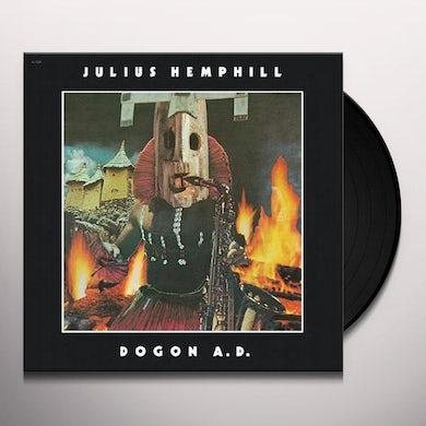 Julius Hemphill DOGON A.D. Vinyl Record