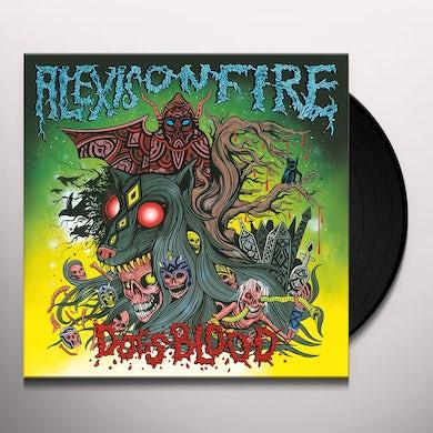 Alexisonfire DOGS BLOOD Vinyl Record