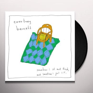 Courtney Barnett SOMETIMES I SIT AND THINK & SOMETIMES I JUST Vinyl Record