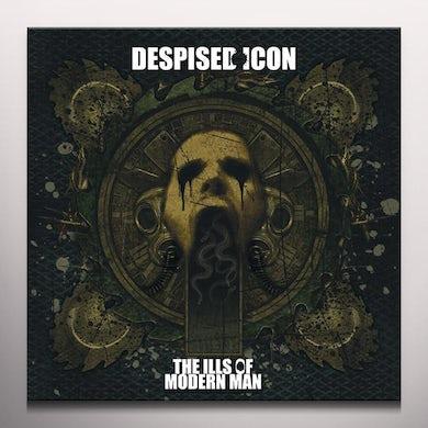 Despised Icon ILLS OF MODERN MAN (CLEAR VINYL) Vinyl Record - w/CD, Clear Vinyl