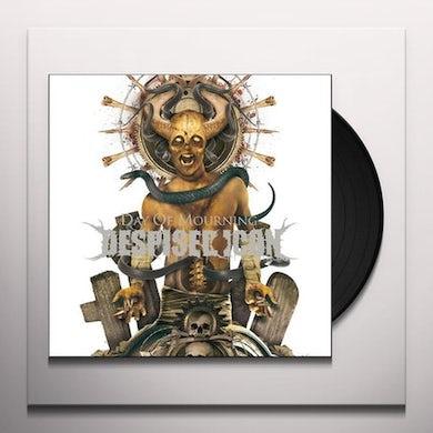 Despised Icon DAY OF MOURNING (WHITE VINYL) Vinyl Record - w/CD, Colored Vinyl, White Vinyl