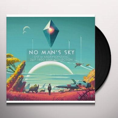 65daysofstatic NO MAN'S SKY: MUSIC FOR AN INFINITE UNIVERSE (HK) Vinyl Record