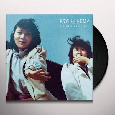 Japanese Breakfast PSYCHOPOMP Vinyl Record - UK Release