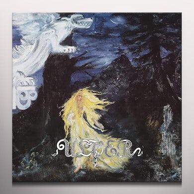 Ulver KVELDSSANGER    (GER) Vinyl Record - Clear Vinyl, Gatefold Sleeve, Reissue