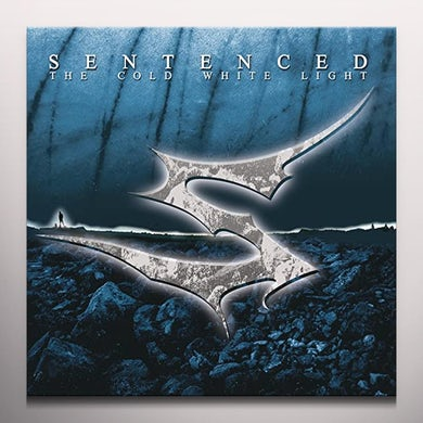 Sentenced COLD WHITE LIGHT    (GER) Vinyl Record - Clear Vinyl, Gatefold Sleeve, Reissue