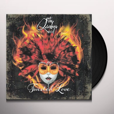 Quireboys TWISTED LOVE Vinyl Record - UK Release