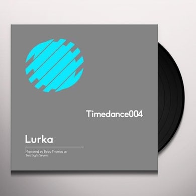 Lurka BEATER (EP) Vinyl Record - UK Release