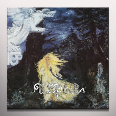 Ulver KVELDSSANGER (W/BOOK) Vinyl Record - Colored Vinyl, Gatefold Sleeve, White Vinyl, Reissue
