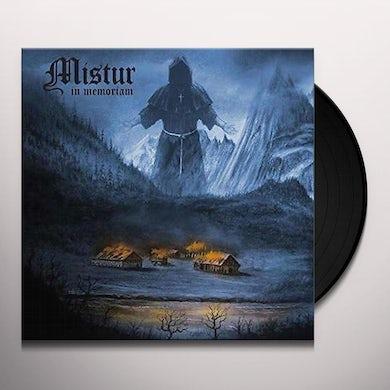 MISTUR IN MEMORIAM Vinyl Record - UK Release