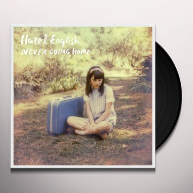 Hazel English NEVER GOING HOME Vinyl Record - UK Release