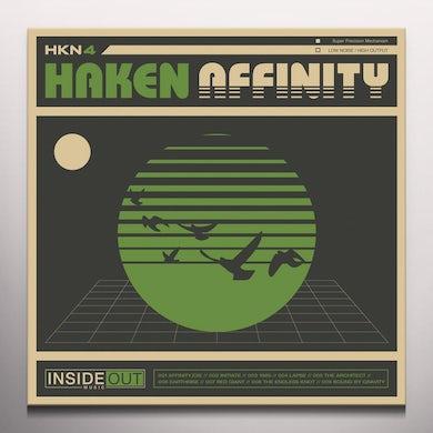 Haken AFFINITY    (GER) Vinyl Record - w/CD, Clear Vinyl, Gatefold Sleeve