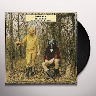 Midlake TRIALS OF VAN OCCUPANTHER Vinyl Record - UK Release