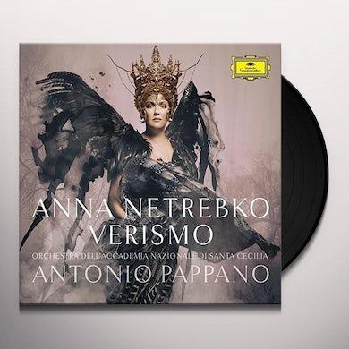 Anna Netrebko VERISMO Vinyl Record - Canada Release