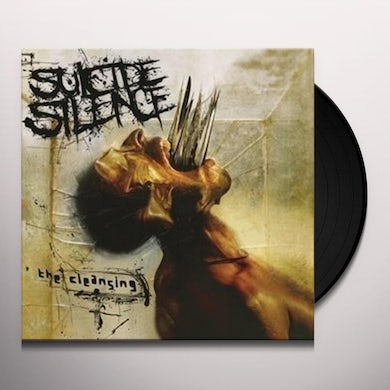 Suicide Silence CLEANSING (GER) Vinyl Record