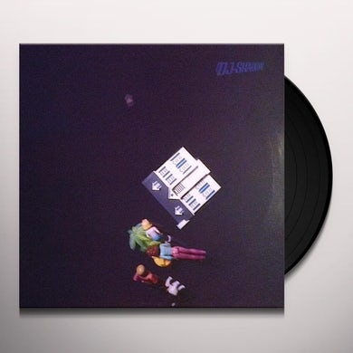 Dj Shadow MIDNIGHT IN A PERFECT WORLD Vinyl Record - UK Release