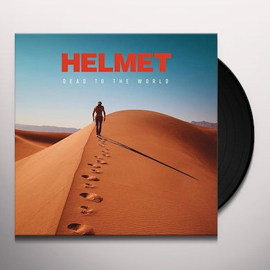 Helmet DEAD TO THE WORLD Vinyl Record - UK Release