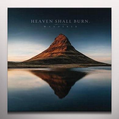 Heaven Shall Burn WANDERER    (GER) Vinyl Record - w/CD, Clear Vinyl, Gatefold Sleeve
