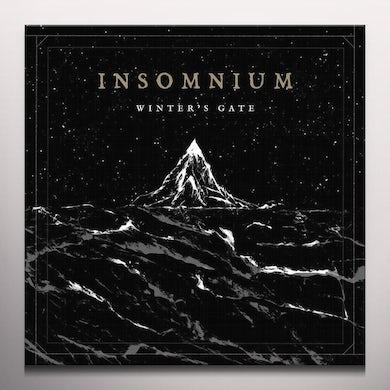 Insomnium WINTER'S GATE     (GER) Vinyl Record - w/CD, Colored Vinyl, Gatefold Sleeve, White Vinyl