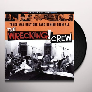 Wrecking Crew 60'S STUDIO MUSICIANS' HITS Vinyl Record